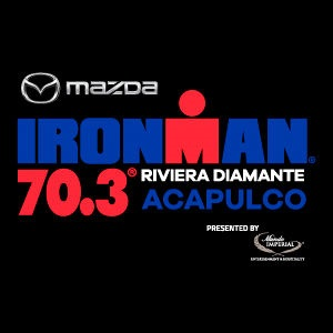 Mazda IRONMAN 70.3 Acapulco Riviera Diamante presentado por Mundo Imperial