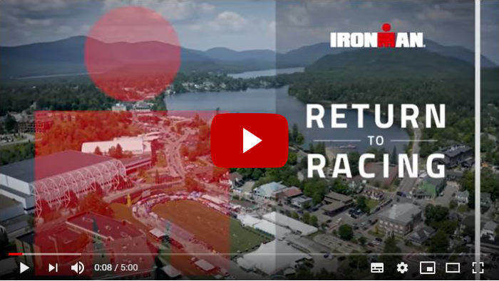 IRONMAN ATHLETE SMART: RETURN TO RACING