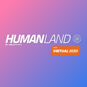 Humanland virtual 2020 Fitnessland