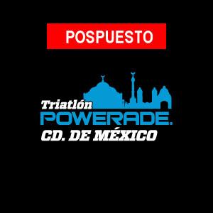 Triatlón Powerade Ciudad de México 2020