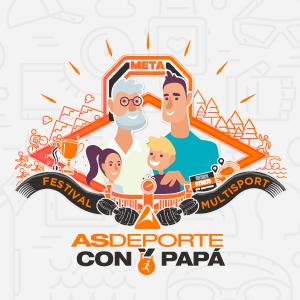 Festival AsDeporte con Papá x 3 2020