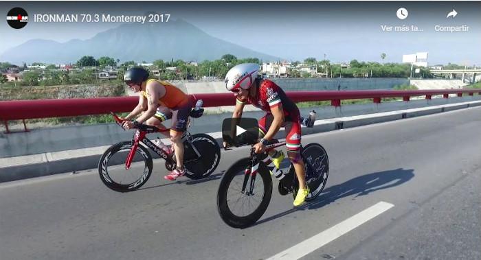 IRONMAN 70.3 Monterrey 2017