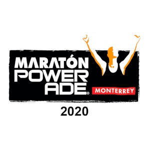 Maratón Powerade Monterrey Virtual 2020