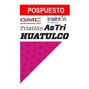 Triatlón AsTri ITU World Cup Huatulco GMC 2020 -Suspendido-