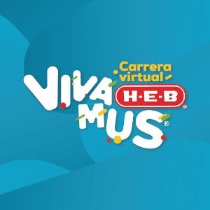 Carrera HEB VIVAMUS Virtual 2020 CORREDOR CON CAUSA