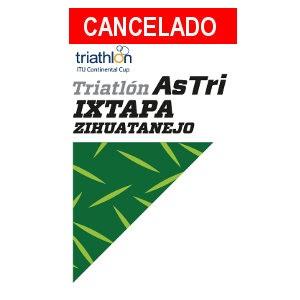 Triatlón AsTri Ixtapa ITU Panamerican Cup 2020 -POSPUESTO-