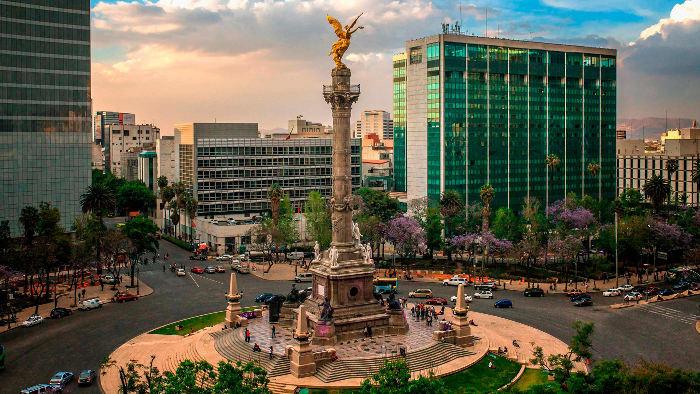 Monumento del Ángel de la Independencia