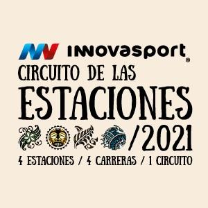 Circuito de las Estaciones INVIERNO Innovasport 2021