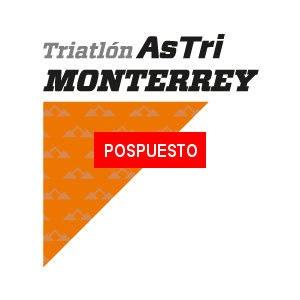 Triatlón AsTri Monterrey 2021 POSPUESTO