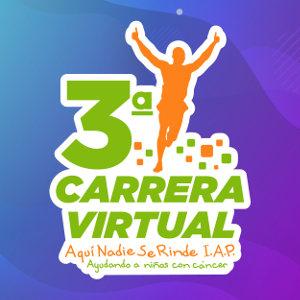 3a. Carrera Virtual Aquí Nadie Se Rinde 2021