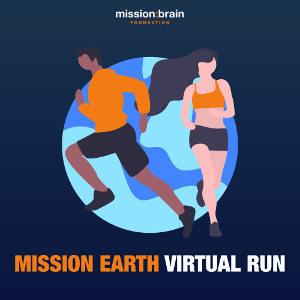 Mission Earth Virtual Run 2021