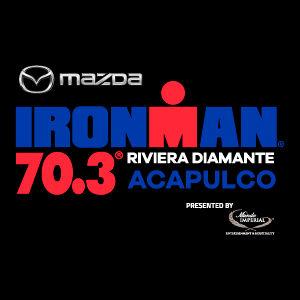 Mazda IRONMAN 70.3 Acapulco Riviera Diamante, presentado por Mundo Imperial 2022