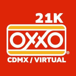 1a. Carrera Virtual OXXO CDMX 2021