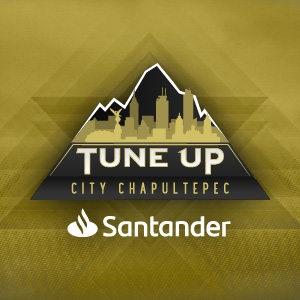 Tune Up City Santander CHAPULTEPEC 2021
