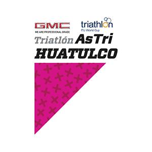 Triatlón AsTri ITU World Cup Huatulco GMC 2020