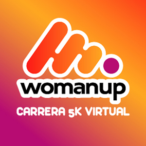 Carrera 5k Virtual Woman Up