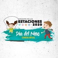 Carrera Virtual Circuito de las Estaciones Día del Niño 2020