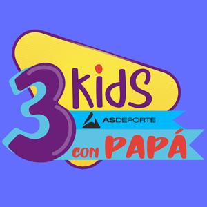 3Kids con Papá 2020