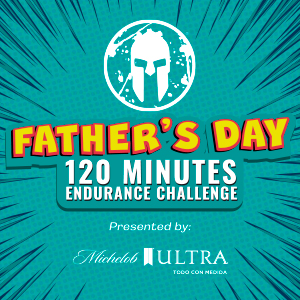 Spartan Father´s Day 120 minutes Endurace Challenge presented by Michelob 2020
