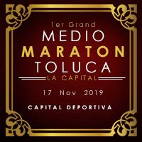 1er Grand Medio Maratón Toluca 2019