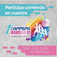 1a Carrera Mamis are us 2019