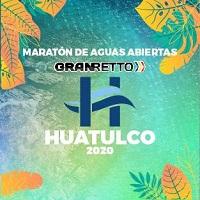 Maratón de Aguas Abiertas Gran Retto Huatulco 2020