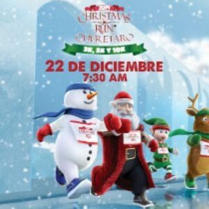 Christmas Run Querétaro 2019