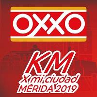 Carrera OXXO KM x mi ciudad MÉRIDA 2019