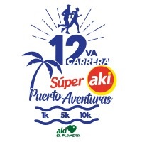 Carrera Super AKI Puerto Aventuras 2020