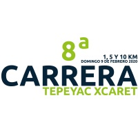 "8ª Carrera Tepeyac-Xcaret ""Corre con tu Familia"" 2020"
